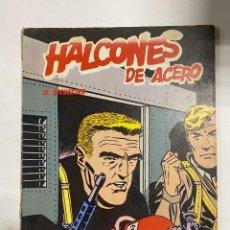 Cómics: HALCONES DE ACERO. EL SECUESTRO. BURULAN.. Lote 249520000