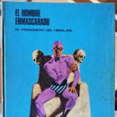Cómics: EL HOMBRE ENMASCARADO TOMO 1 (EL PRISIONERO DEL HIMALAYA) BURU LAN 1972. Lote 249598695