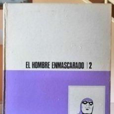 Cómics: EL HOMBRE ENMASCARADO TOMO 2 - BURU LAN 1971. Lote 249598885