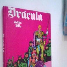 Cómics: DRACULA - TOMO 4 - BURU LAN - CON PORTADAS DE LOS 12 FASCÍCULOS - MUY BUEN ESTADO - GORBAUD. Lote 251113610