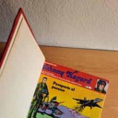 Comics: JOHNNY HAZARD - BURU LAN AÑO 1973 - COLECCIÓN COMPLETA - CÓMIC PULP AVIACIÓN TBEO. Lote 251521505