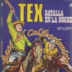 Cómics: TEX Nº 38, BATALLA EN LA NOCHE , EDITORIAL BURU LAN, BURULAN, 1972. Lote 252219950