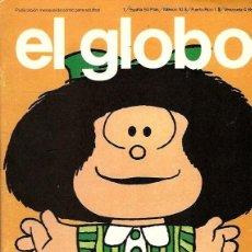 Cómics: EL GLOBO COLECCIÓN COMPLETA, 1 AL 21 - BURULAN - BURU LAN MUY BUEN ESTADO. Lote 252521285