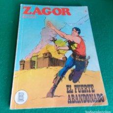 Cómics: ZAGOR - BURU LAN - Nº 33 - BUEN ESTADO. Lote 252575885