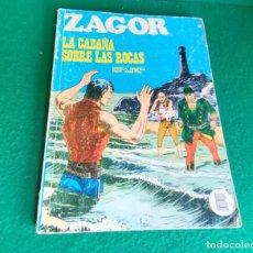 Cómics: ZAGOR - BURU LAN - Nº 25 - SALDO. Lote 252575965