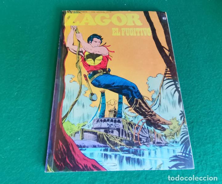 ZAGOR - BURU LAN - Nº 63 - MUY BUEN ESTADO (Tebeos y Comics - Buru-Lan - Zagor)