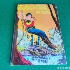 Cómics: ZAGOR - BURU LAN - Nº 63 - MUY BUEN ESTADO. Lote 252577775