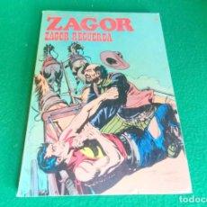 Comics : ZAGOR - BURU LAN - Nº 64 - BUEN ESTADO. Lote 252633075