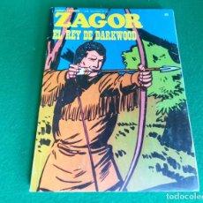 Cómics: ZAGOR - BURU LAN - Nº 65. Lote 252633690