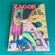 Cómics: ZAGOR - BURU LAN - Nº 51. Lote 252636720