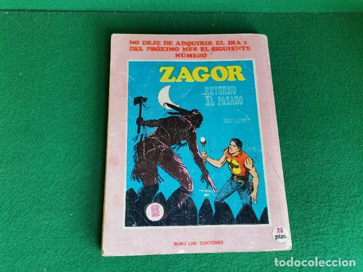 Cómics: ZAGOR - BURU LAN - Nº 20 - SALDO - Foto 2 - 252637960