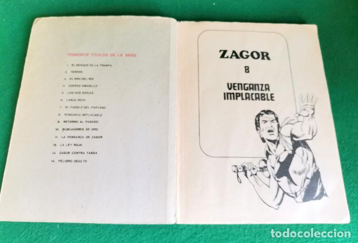Cómics: ZAGOR - BURU LAN - Nº 20 - SALDO - Foto 3 - 252637960