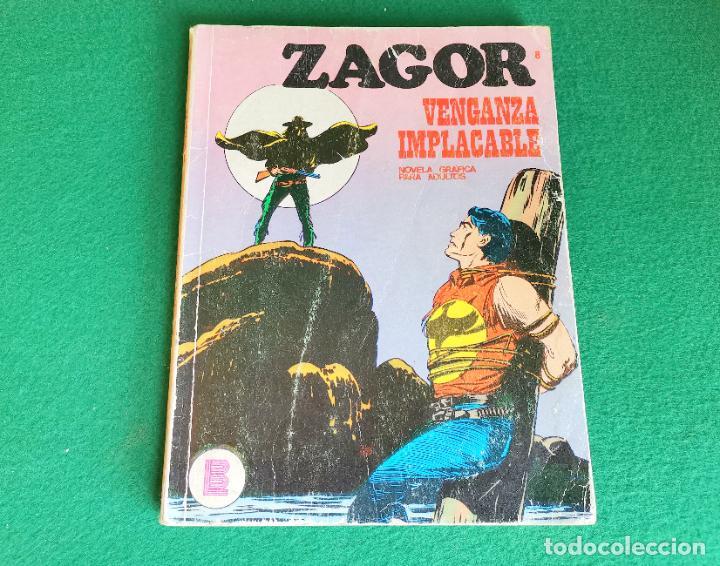 ZAGOR - BURU LAN - Nº 20 - SALDO (Tebeos y Comics - Buru-Lan - Zagor)