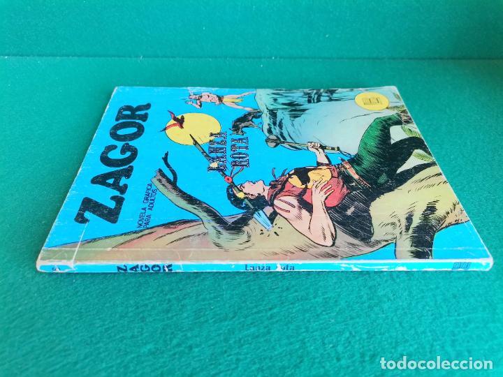 Cómics: ZAGOR - BURU LAN - Nº 6 - SALDO - Foto 4 - 252638480