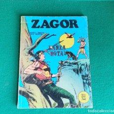 Cómics: ZAGOR - BURU LAN - Nº 6 - SALDO. Lote 252638480