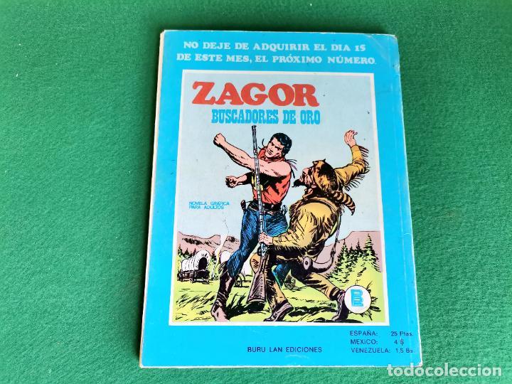 Cómics: ZAGOR - BURU LAN - Nº 9 - SALDO - Foto 2 - 252639550