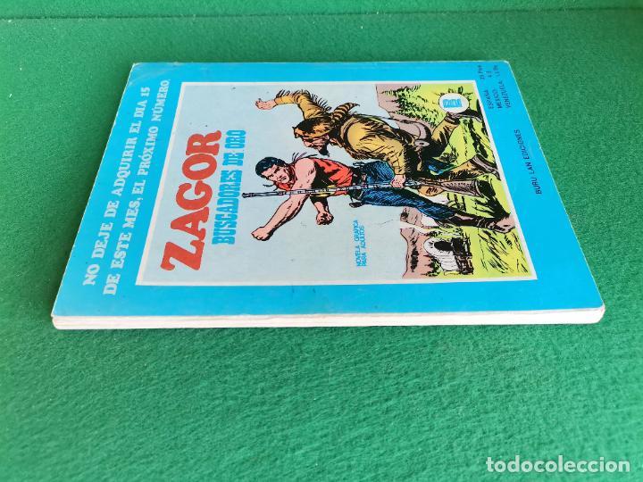 Cómics: ZAGOR - BURU LAN - Nº 9 - SALDO - Foto 5 - 252639550