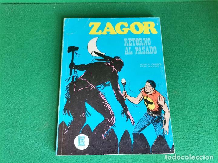 ZAGOR - BURU LAN - Nº 9 - SALDO (Tebeos y Comics - Buru-Lan - Zagor)