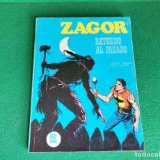 Cómics: ZAGOR - BURU LAN - Nº 9 - SALDO. Lote 252639550