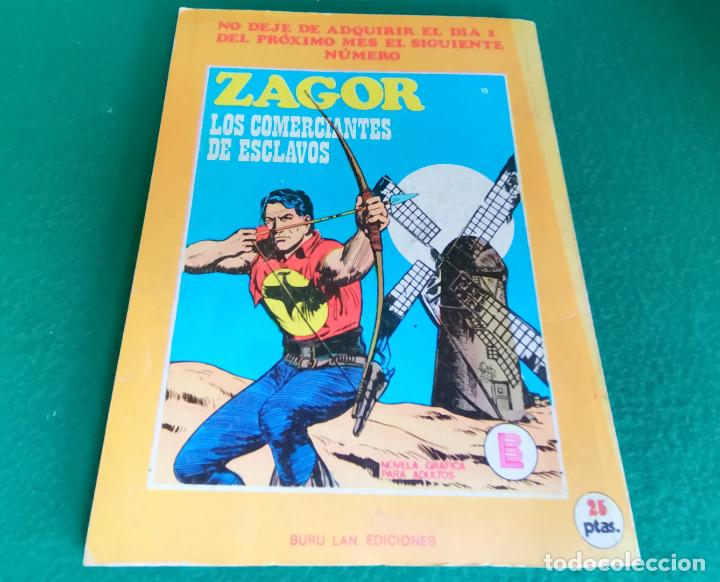 Cómics: ZAGOR - BURU LAN - Nº 18 - SALDO - Foto 2 - 252640400