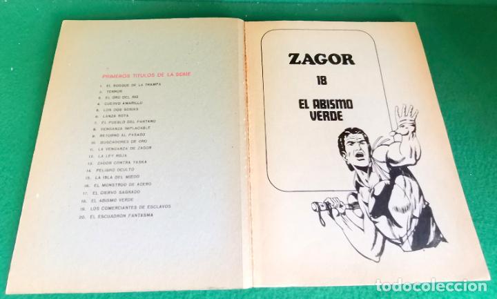 Cómics: ZAGOR - BURU LAN - Nº 18 - SALDO - Foto 3 - 252640400