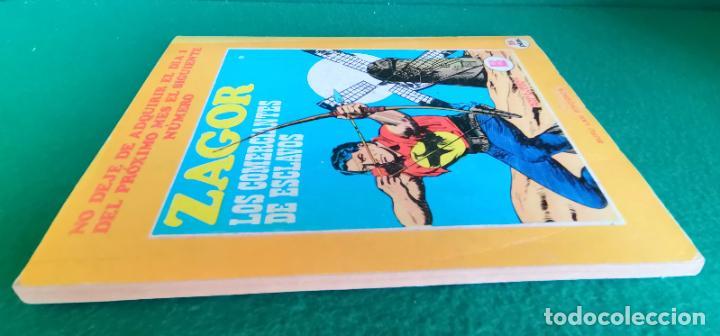 Cómics: ZAGOR - BURU LAN - Nº 18 - SALDO - Foto 4 - 252640400