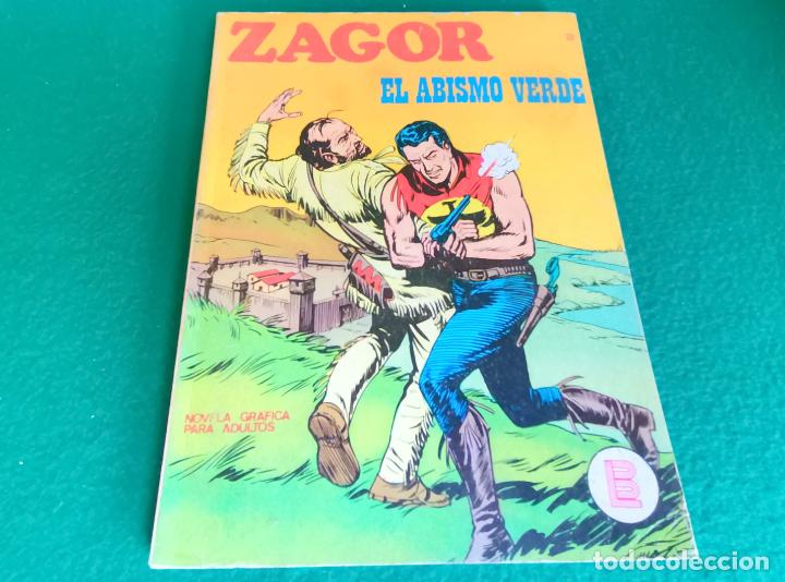 ZAGOR - BURU LAN - Nº 18 - SALDO (Tebeos y Comics - Buru-Lan - Zagor)