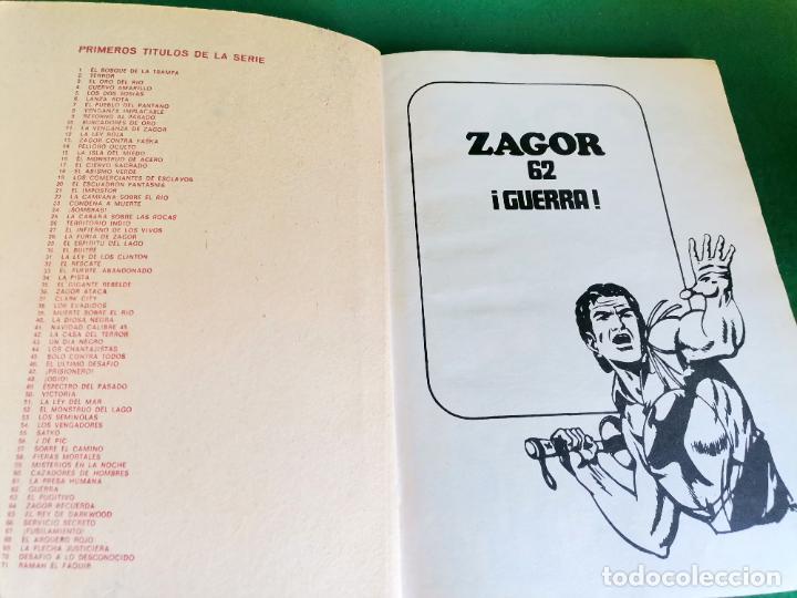 Cómics: ZAGOR - BURU LAN - Nº 62 - MUY BUEN ESTADO - Foto 3 - 252641955