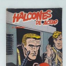 Cómics: HALCONES DE ACERO - EL SECUESTRO - BURU LAN EDICIONES, 1974. Lote 252726285