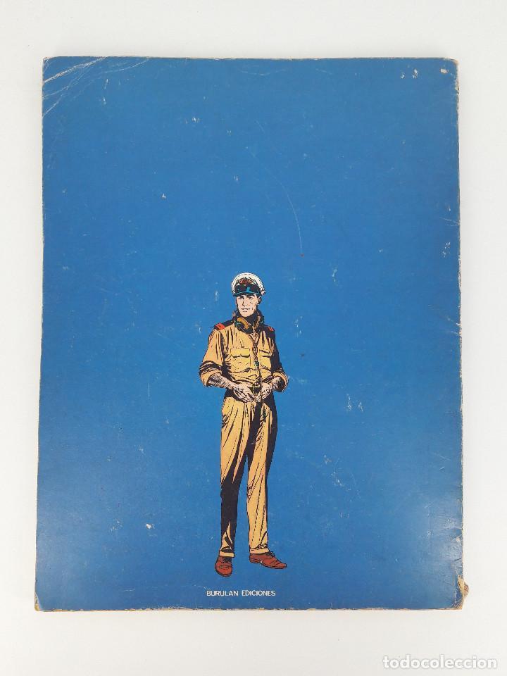Cómics: Halcones de acero - El secuestro - Buru lan Ediciones, 1974 - Foto 2 - 252726285