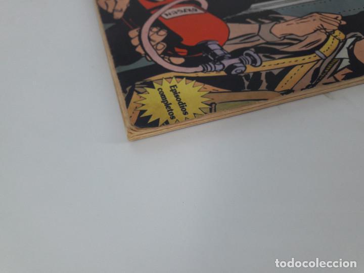 Cómics: Halcones de acero - El secuestro - Buru lan Ediciones, 1974 - Foto 7 - 252726285