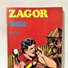 Cómics: ZAGOR BURU LAN. Nº 24.. Lote 253188380