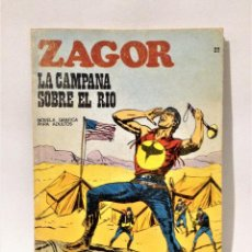 Cómics: ZAGOR BURU LAN Nº 22.. Lote 253188765