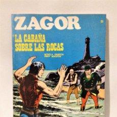 Cómics: ZAGOR BURU LAN. Nº 25.. Lote 253189110