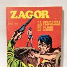 Cómics: ZAGOR BURU LAN Nº 11.. Lote 253190720