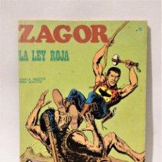 Cómics: ZAGOR BURU LAN Nº 12.. Lote 253198735