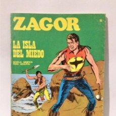 Cómics: ZAGOR BURU LAN Nº 15.. Lote 253199070