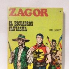 Cómics: ZAGOR BURU LAN Nº 20.. Lote 253199160