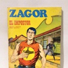 Cómics: ZAGOR BURU LAN Nº 21.. Lote 253199260