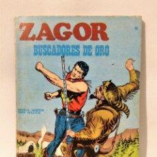 Cómics: ZAGOR BURU LAN Nº 10.. Lote 253199300