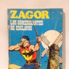 Cómics: ZAGOR BURU LAN Nº 19.. Lote 253199315