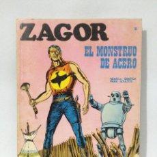 Cómics: ZAGOR BURU LAN Nº 16.. Lote 253199320