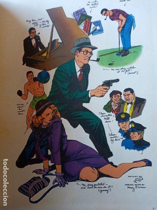 Cómics: RIP KIRBY. COLECCION COMPLETA DE 4 VOLUMENES EDITORIAL BURULAN. ENCUADERNACION HOLANDESA 2 VOLS. - Foto 3 - 253986930