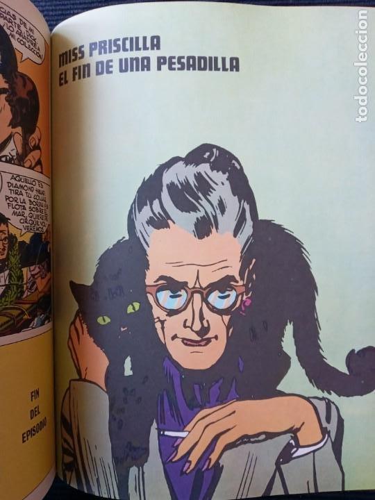 Cómics: RIP KIRBY. COLECCION COMPLETA DE 4 VOLUMENES EDITORIAL BURULAN. ENCUADERNACION HOLANDESA 2 VOLS. - Foto 8 - 253986930