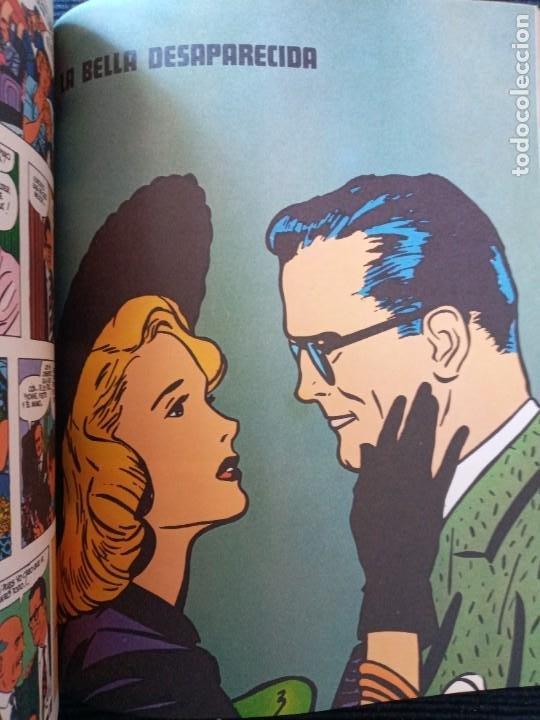 Cómics: RIP KIRBY. COLECCION COMPLETA DE 4 VOLUMENES EDITORIAL BURULAN. ENCUADERNACION HOLANDESA 2 VOLS. - Foto 9 - 253986930