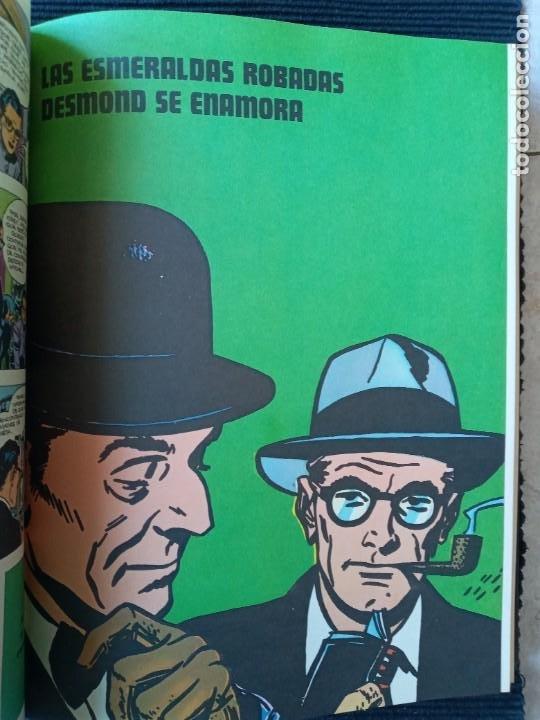 Cómics: RIP KIRBY. COLECCION COMPLETA DE 4 VOLUMENES EDITORIAL BURULAN. ENCUADERNACION HOLANDESA 2 VOLS. - Foto 10 - 253986930