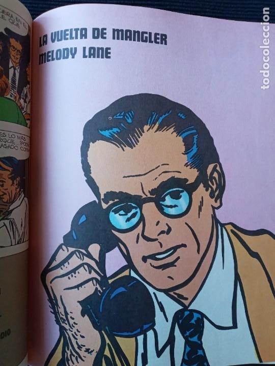 Cómics: RIP KIRBY. COLECCION COMPLETA DE 4 VOLUMENES EDITORIAL BURULAN. ENCUADERNACION HOLANDESA 2 VOLS. - Foto 11 - 253986930