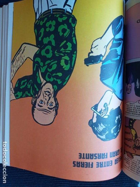 Cómics: RIP KIRBY. COLECCION COMPLETA DE 4 VOLUMENES EDITORIAL BURULAN. ENCUADERNACION HOLANDESA 2 VOLS. - Foto 12 - 253986930
