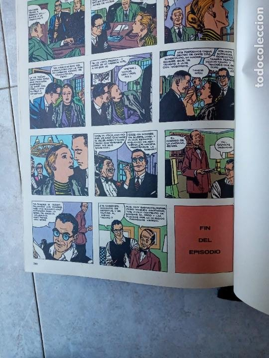 Cómics: RIP KIRBY. COLECCION COMPLETA DE 4 VOLUMENES EDITORIAL BURULAN. ENCUADERNACION HOLANDESA 2 VOLS. - Foto 15 - 253986930