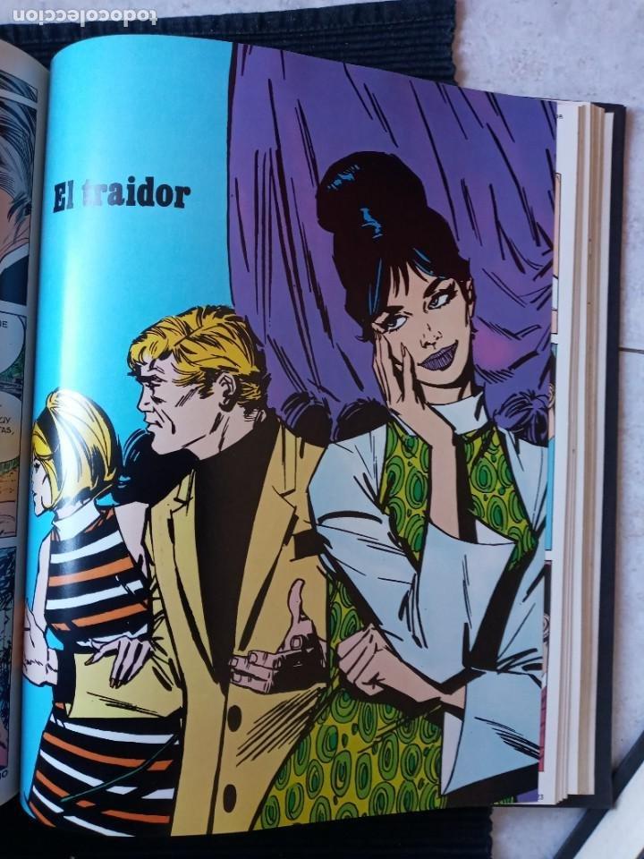 Cómics: MODESTY BLAISE. BURULAN 1974. 2 VOLUMENES ENCUADERNADOS EN UN TOMO EN HOLANDESA. - Foto 10 - 253990970